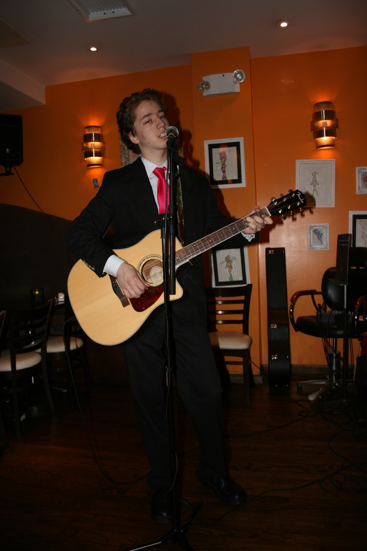 Jesse Statman @ Path Cafe 8/20/11
