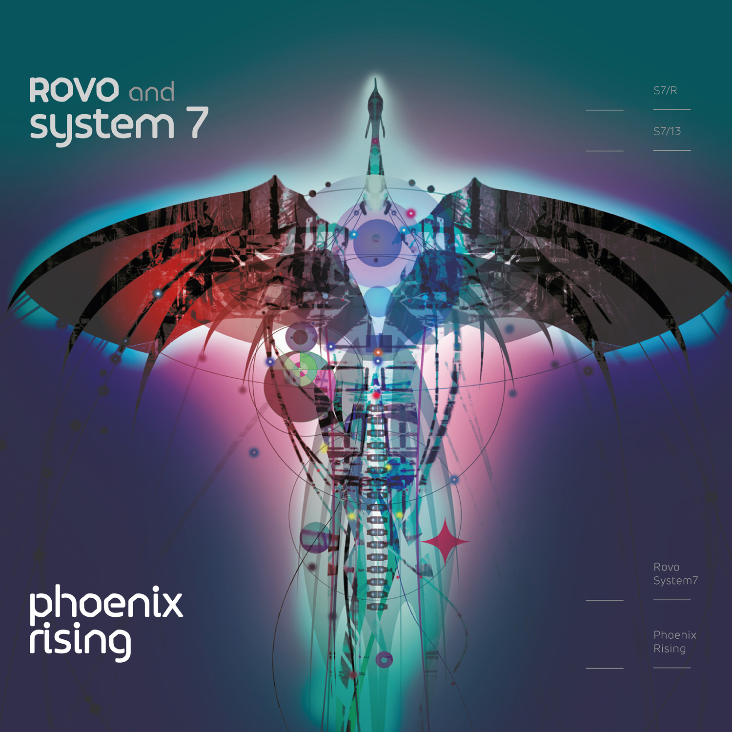 Guitar Legend Steve Hillage To Release New Rovo And System 7 Rock-orientated Album Phoenix Rising