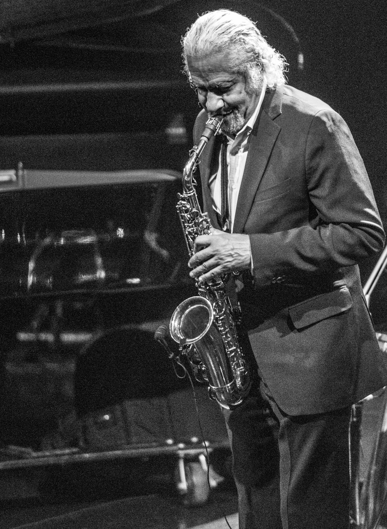 Gary Bartz with Heads of State at the Montreal International Jazz Festival 2015