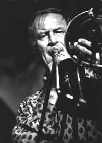 1990 Chicago Jazz Festival: Albert Mangelsdorff Led an Excellent Quartet Set