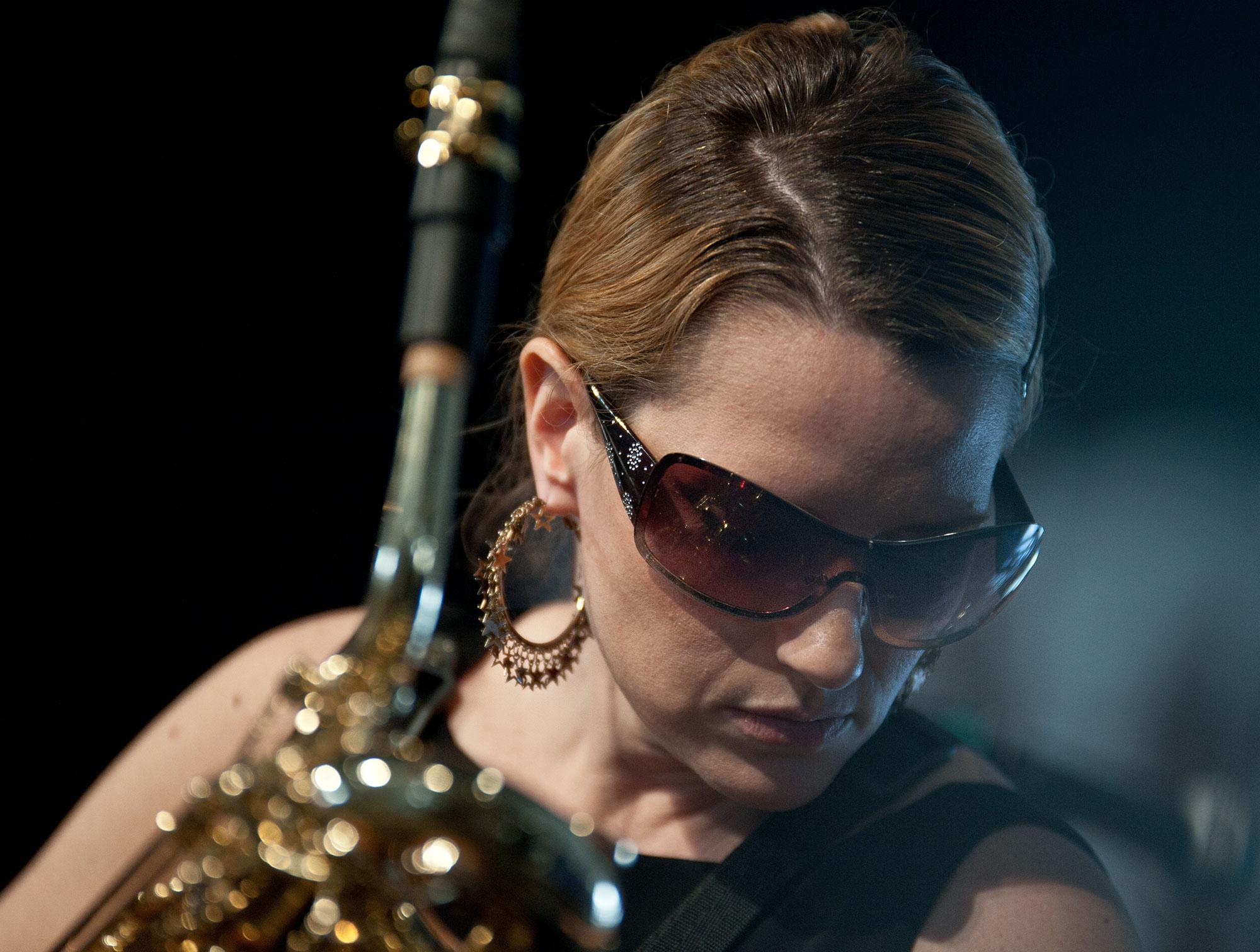 Lauren Sevian - Mingus Big Band