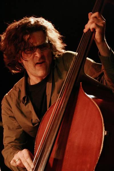 "Heiri Knzig with ""Acoustic Strings Quartet"" at the Sud Des Alpes, Amr, Geneva, Switzerland, 2006"