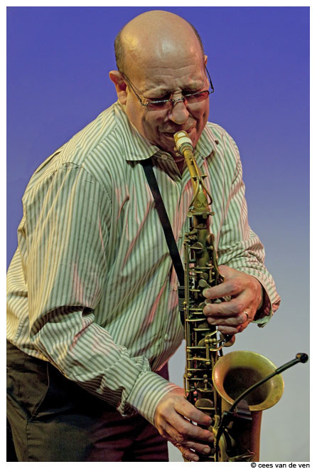 Bob Mover Quartet Sept. 23 At Lilypad In Cambridge, MA