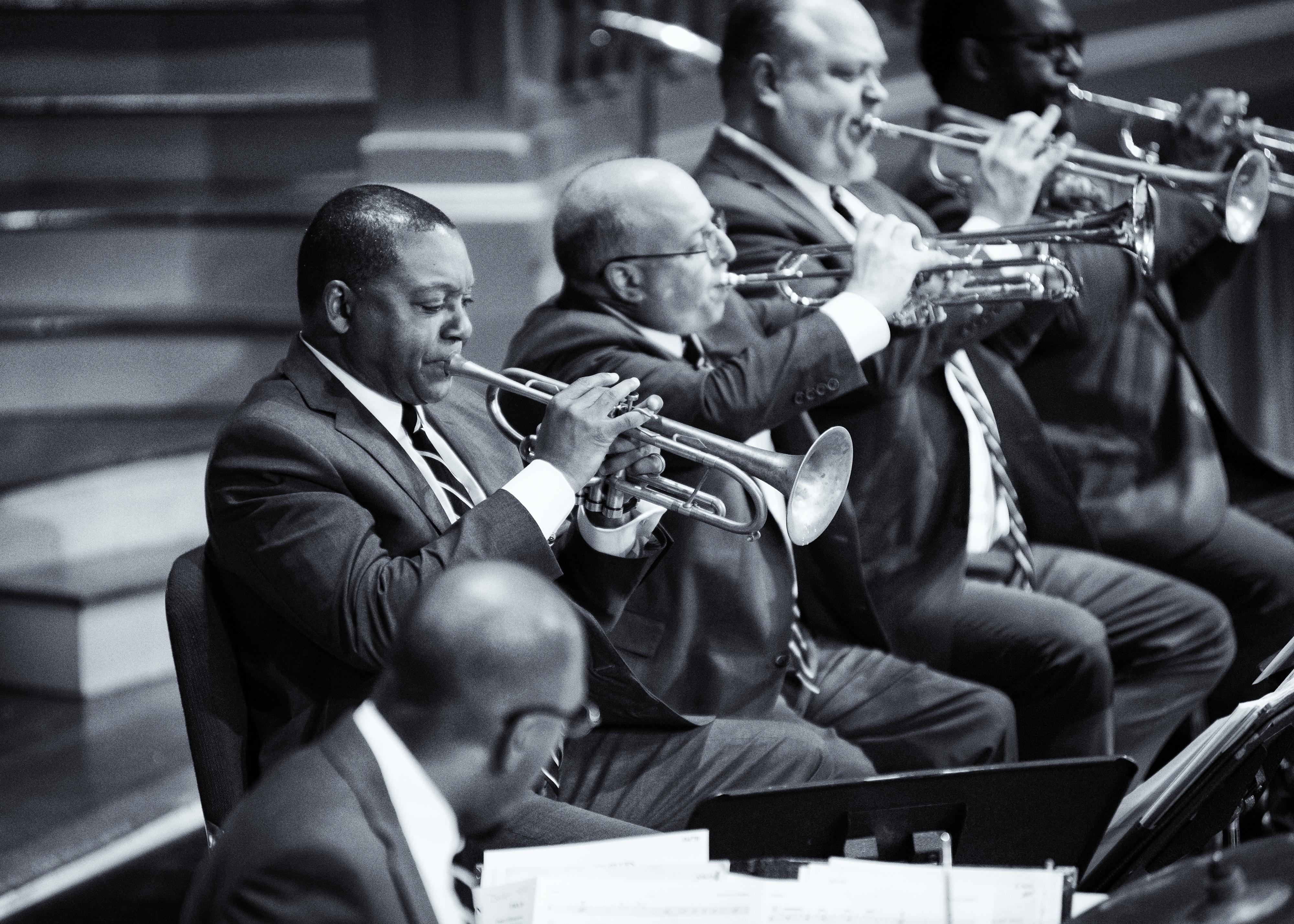 Wynton Marsalis: Jazz At Lincoln Center Orchestra With Wynton Marsalis
