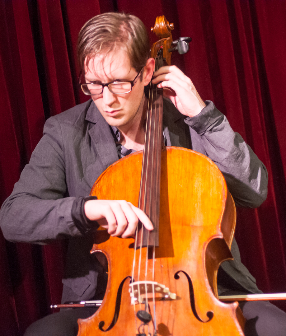 Christopher Hoffman with Henry Threadgill's Zooid at the Jazz Gallery