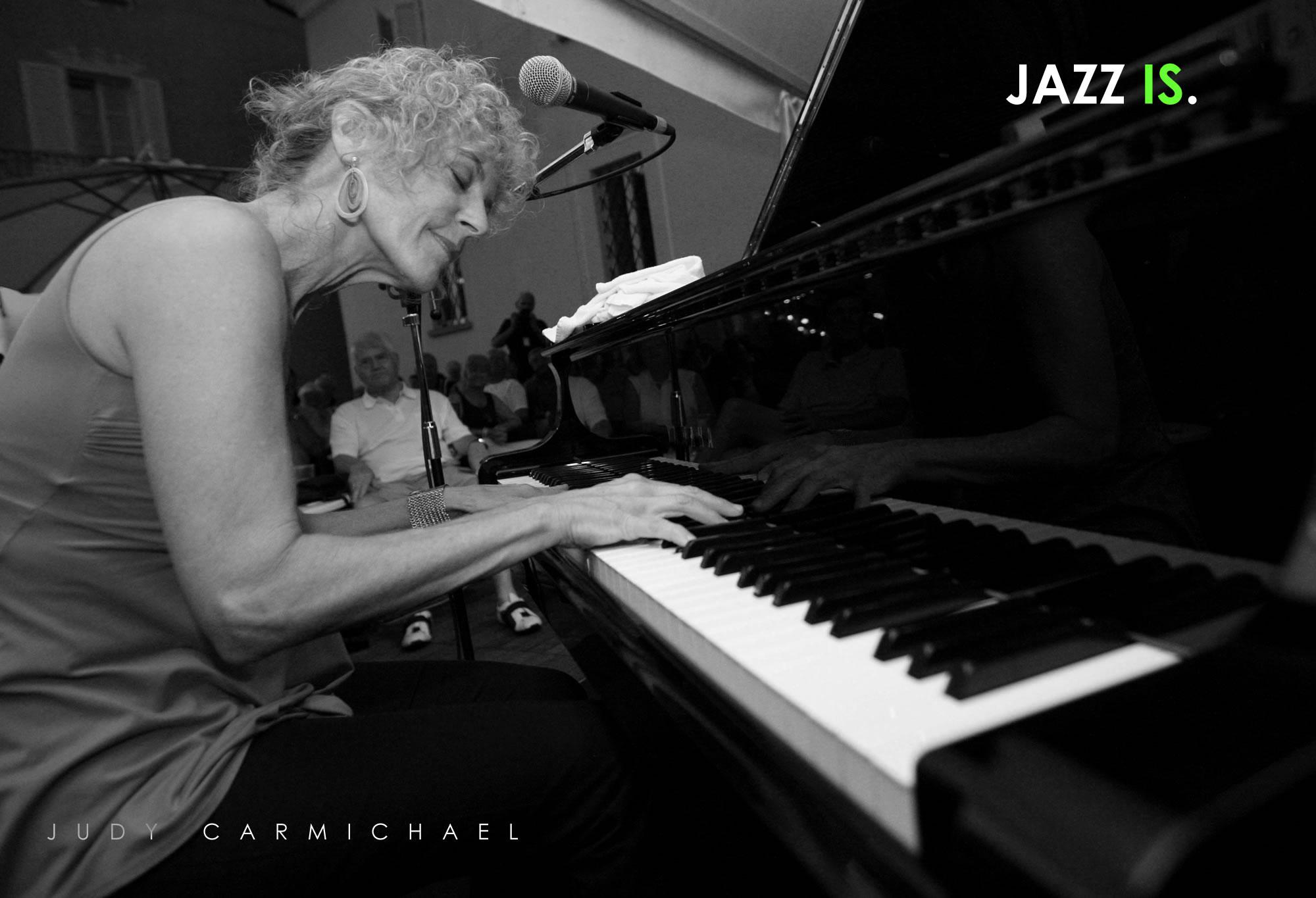 Jazz is - judy carmichael