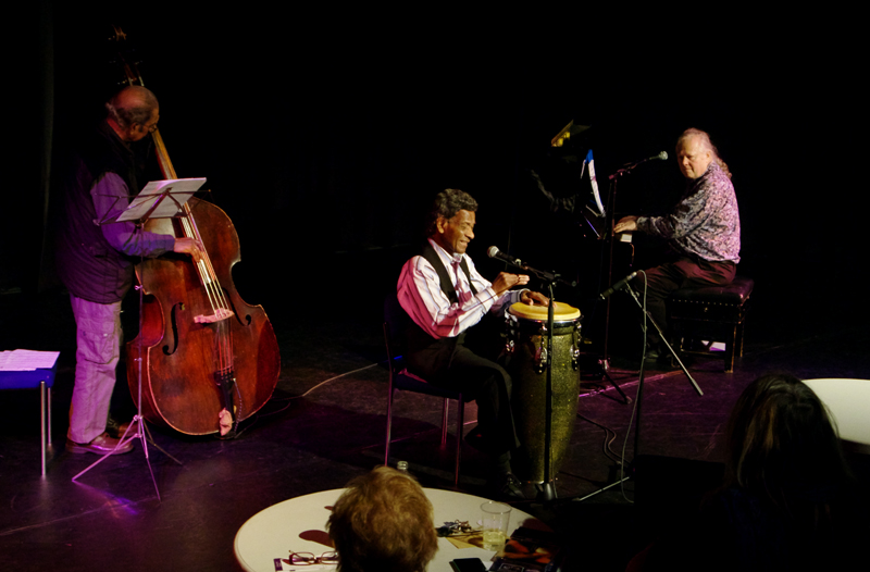 Frank Holder Trio