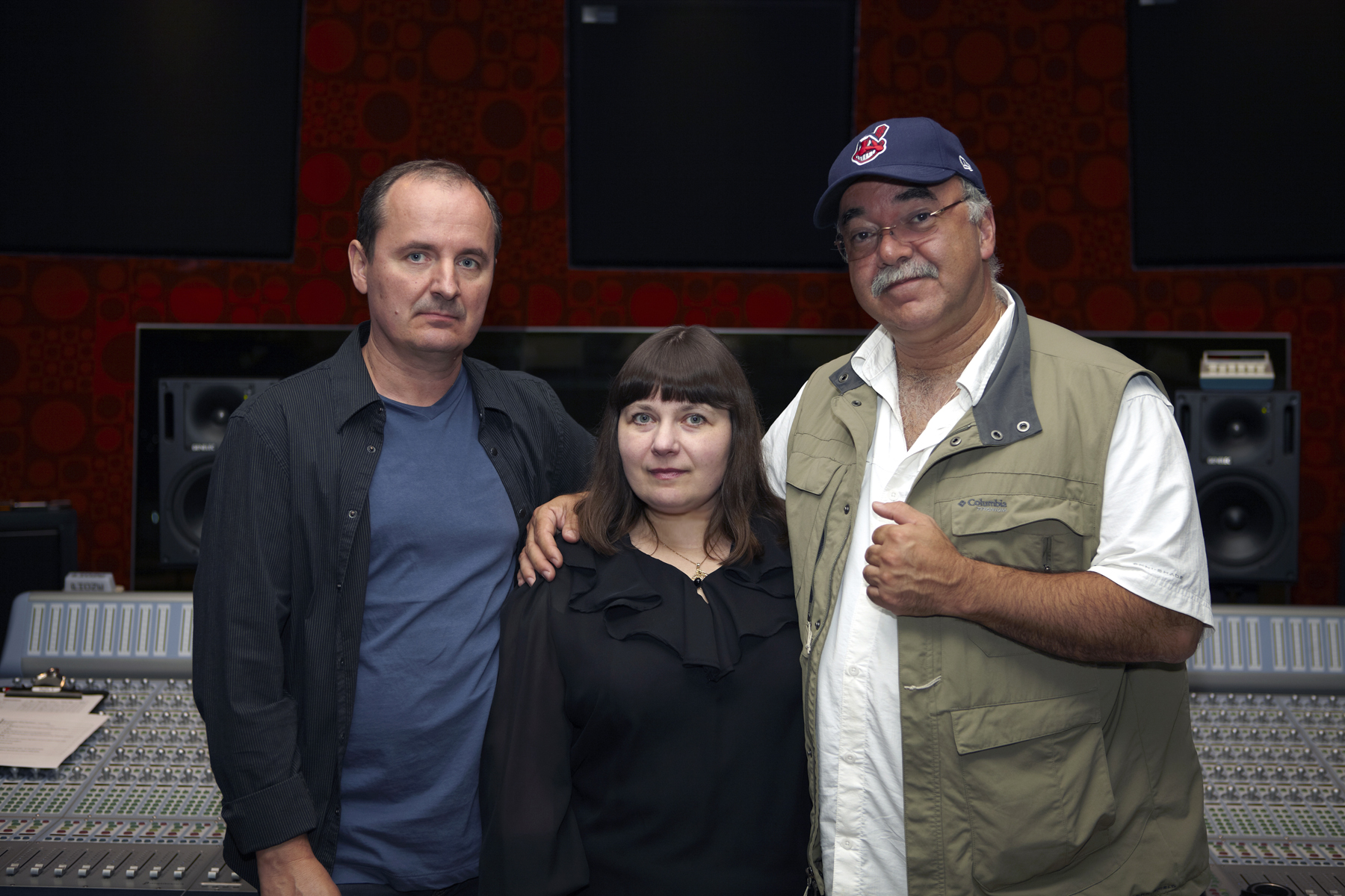 Darek Oles, Yelena Eckemoff, Peter Erskine