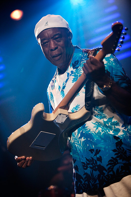 Buddy Guy at Montreux Jazz 2010