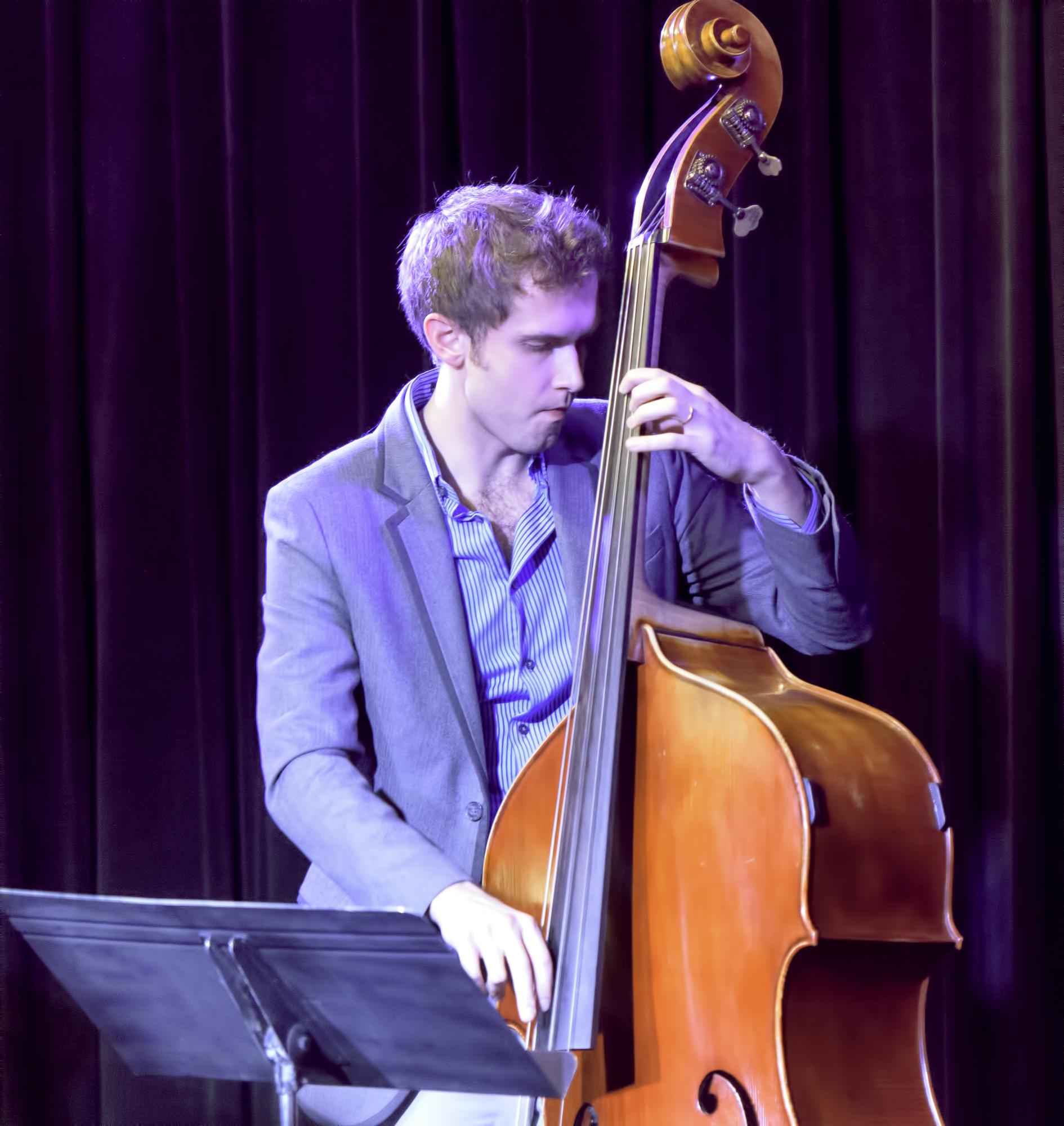 Ben Hedquist With Peter Bernstein At The Nash, Phoenix