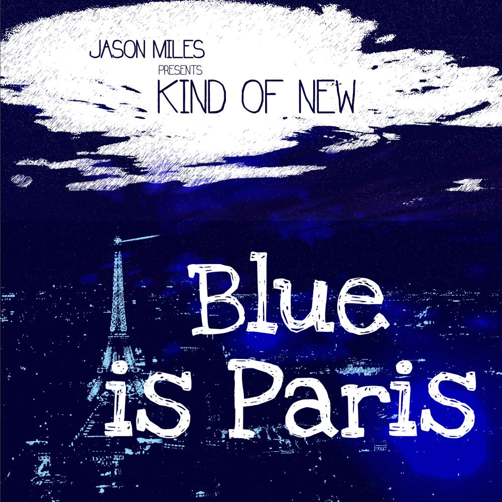 Blue is Paris CD Cover