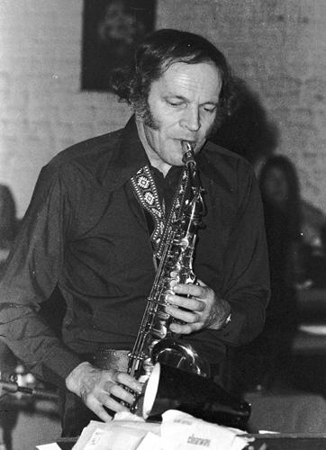 John Dankworth 0100806 Images of Jazz