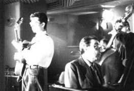 Ximo Tebar, Tete Montoliu and Horacio Fumero