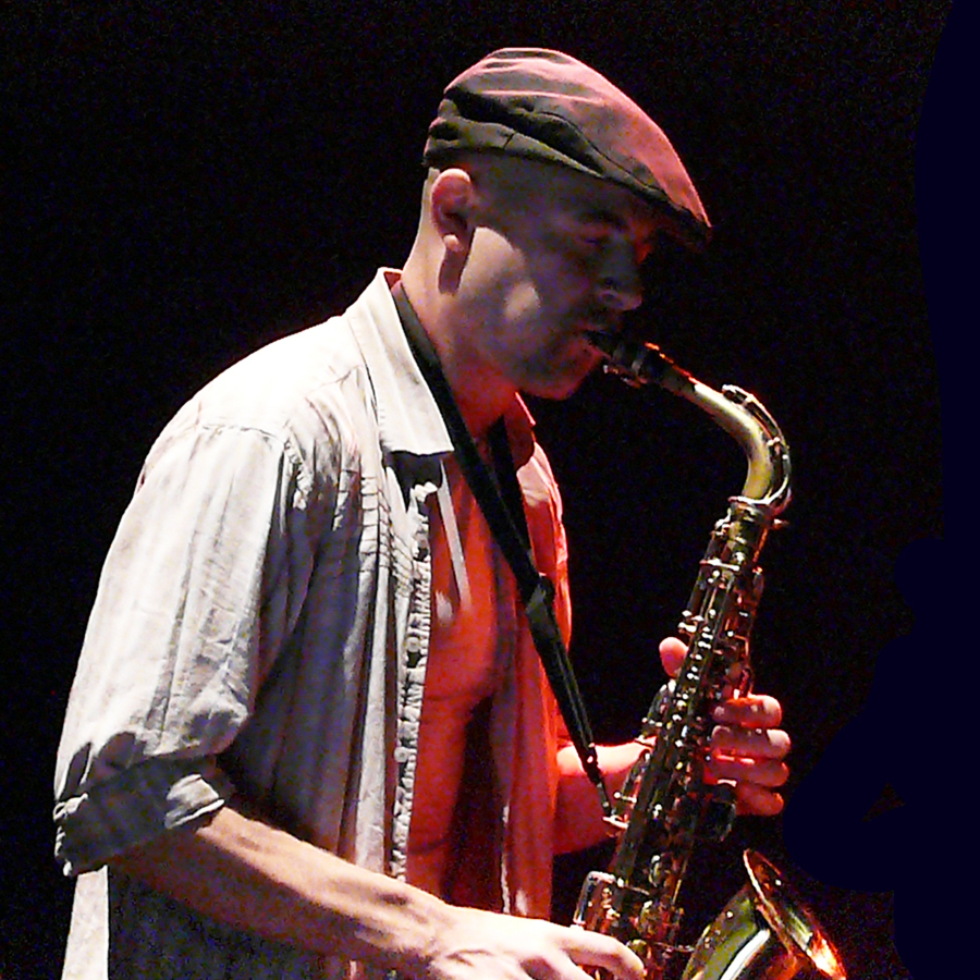 Christophe de Bezenac at Jazz Em Agosto Lisbon