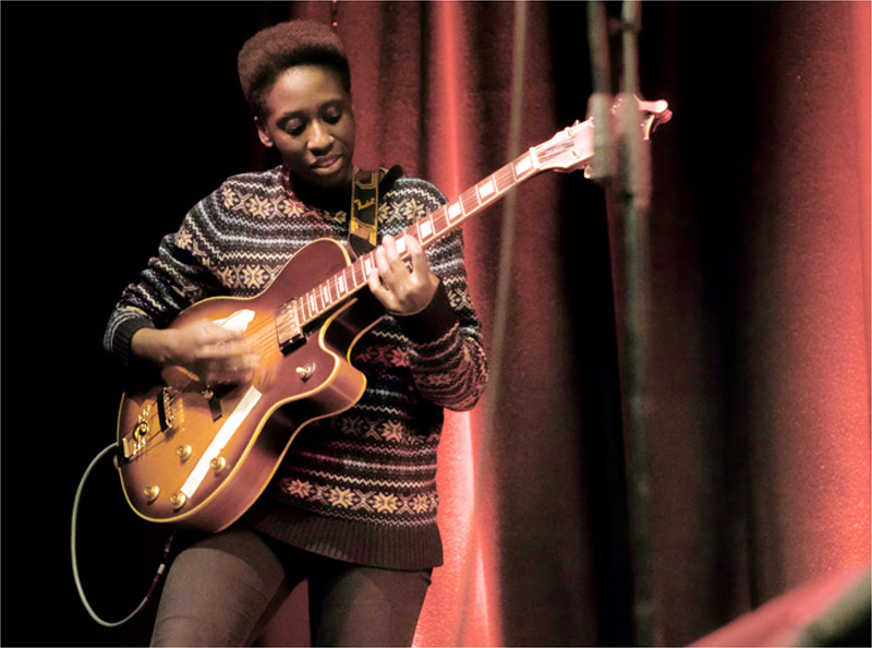 Shirley Tetteh, South Coast Jazz Festival