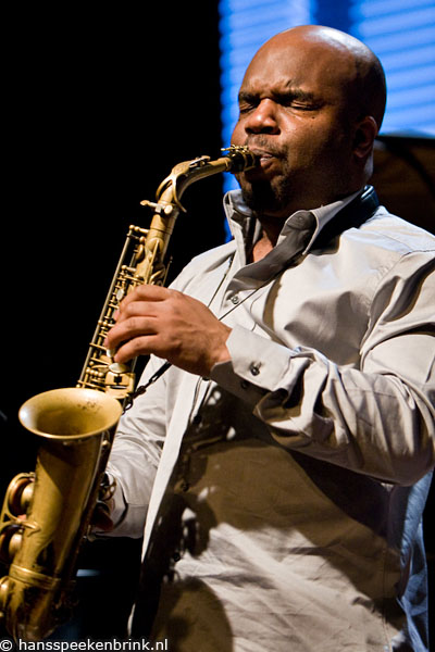 Jaleel Shaw Playing with Roy Haynes