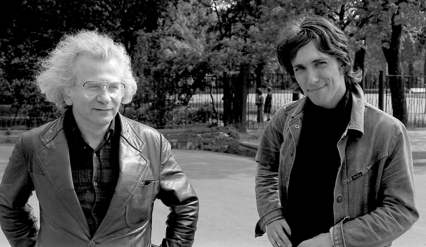 John Fischer + Sergey Kuryokhin - Leningrad 1981