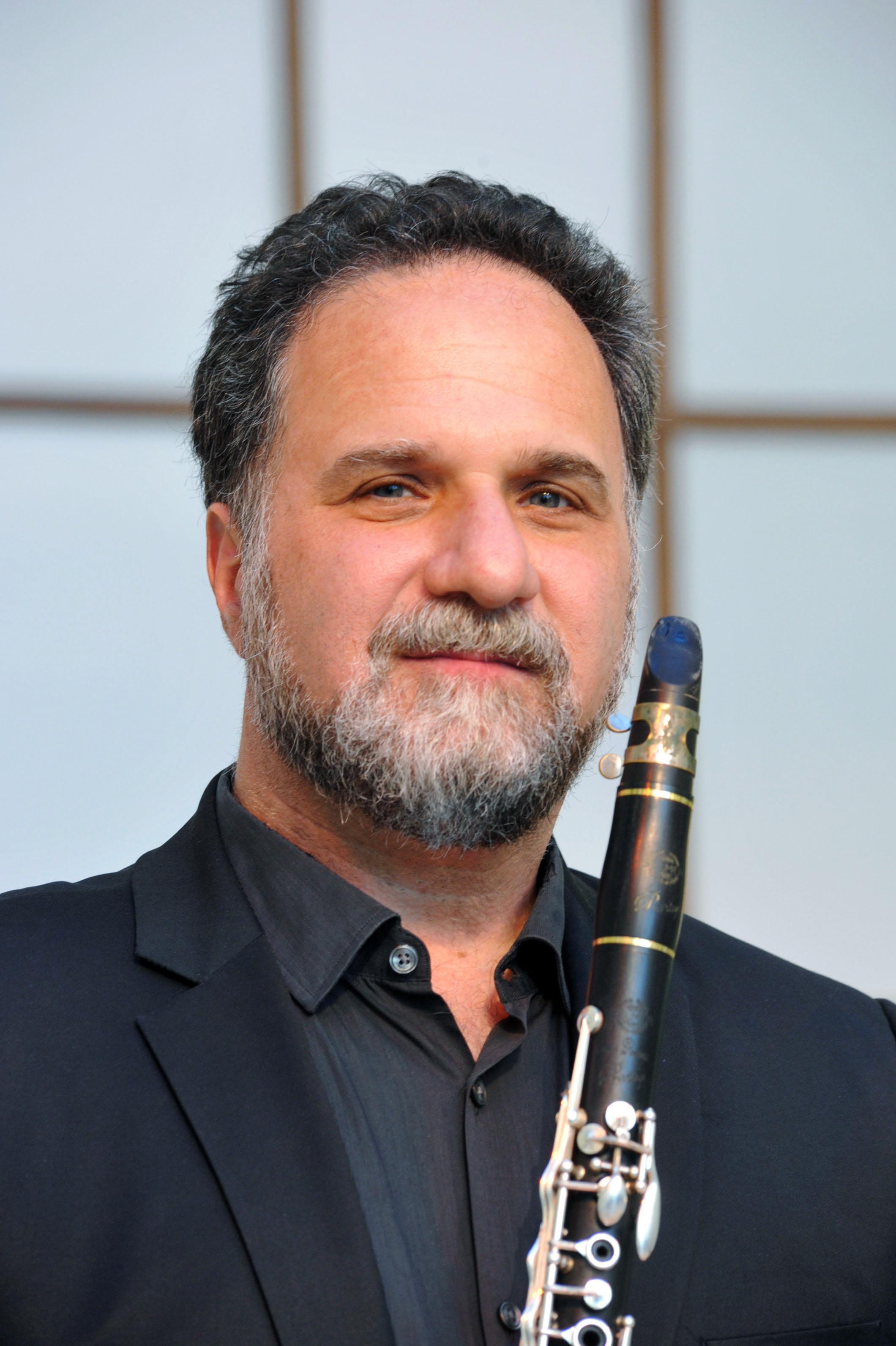 Juedisches museum berlin; vortrag und konzert von david krakauer; klarinettist
