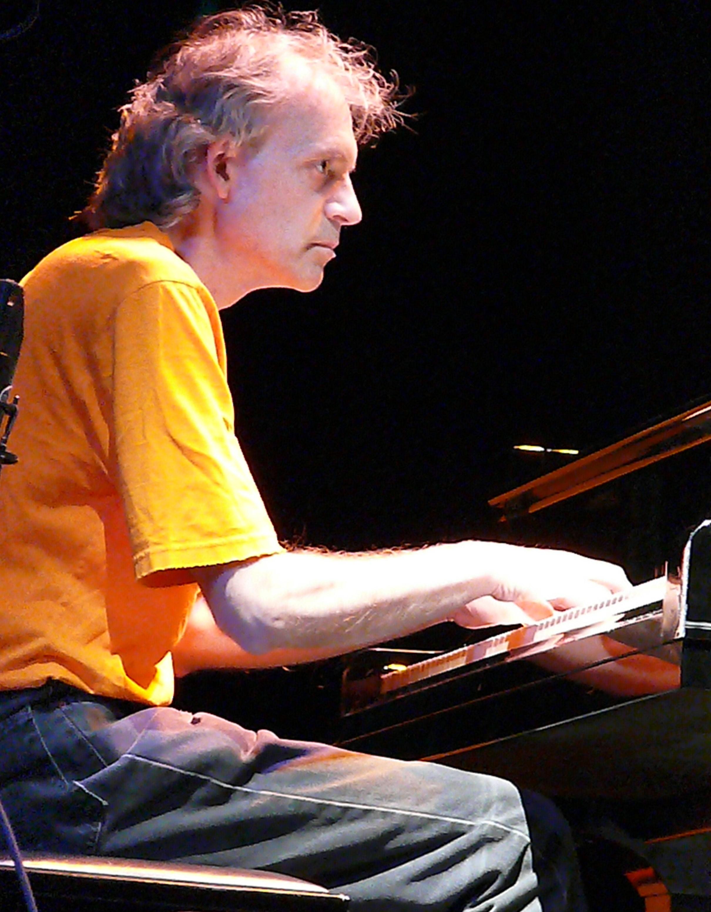 David Arner at Vision Festival 2010