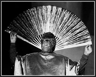 Sun Ra, 1984.