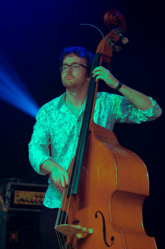 Gavin Barras, Love Supreme Jazz Festival
