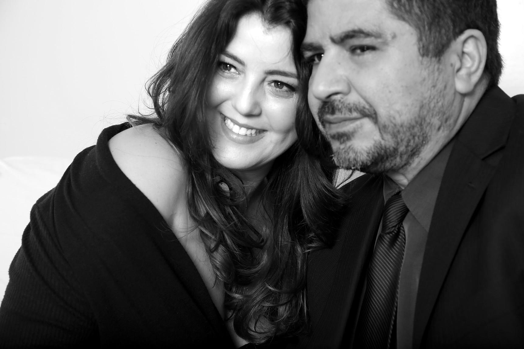 Catina DeLuna and Otmaro Ruiz 1