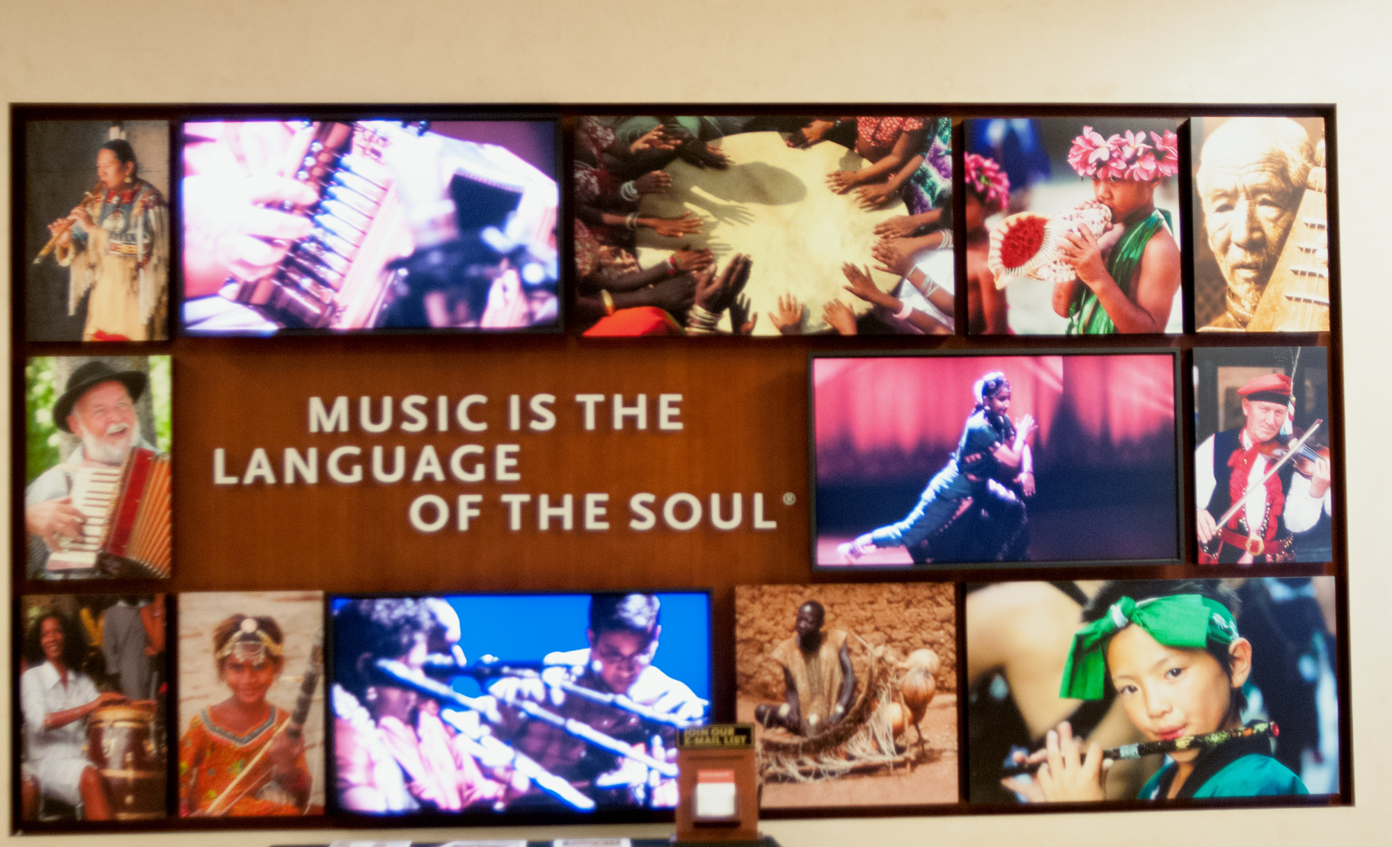 Dave holland and prism at the musical instruments museum (mim) in phoenix
