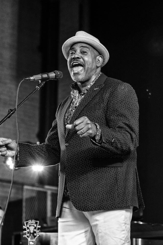 Allan Harris at Xerox Rochester International Jazz Festival 2017