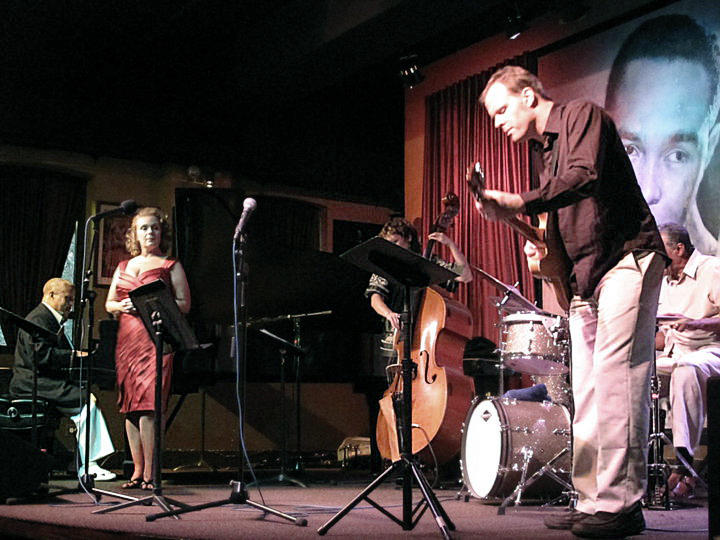 CD Release Party for Born to be Blue at the Jazz Showcase