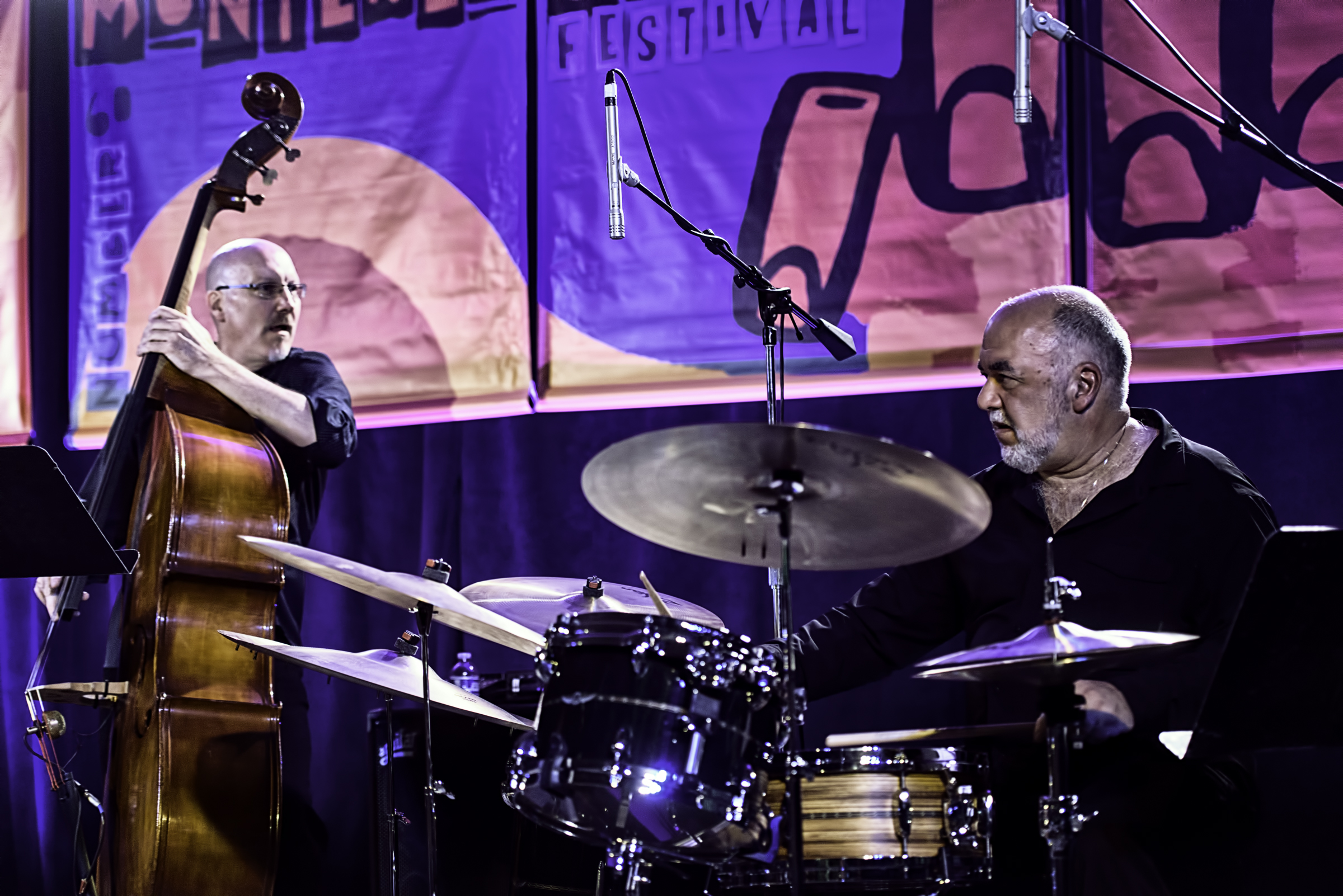 Scott Colley with Joel Frahm Quartet 90th Birthday Party Tribute to Stan Getz at the Monterey Jazz Festival
