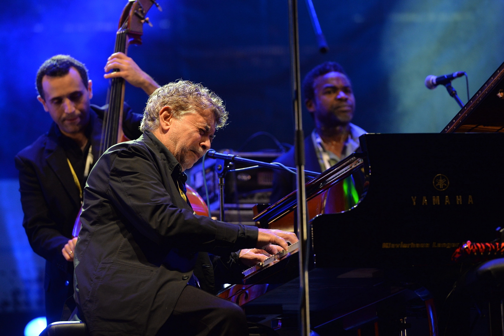 Monty Alexander at JazzTM Festival