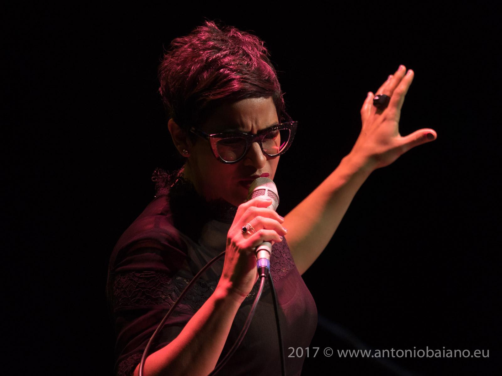 "Karima - ""Voices"", Moncalieri Jazz Festival"