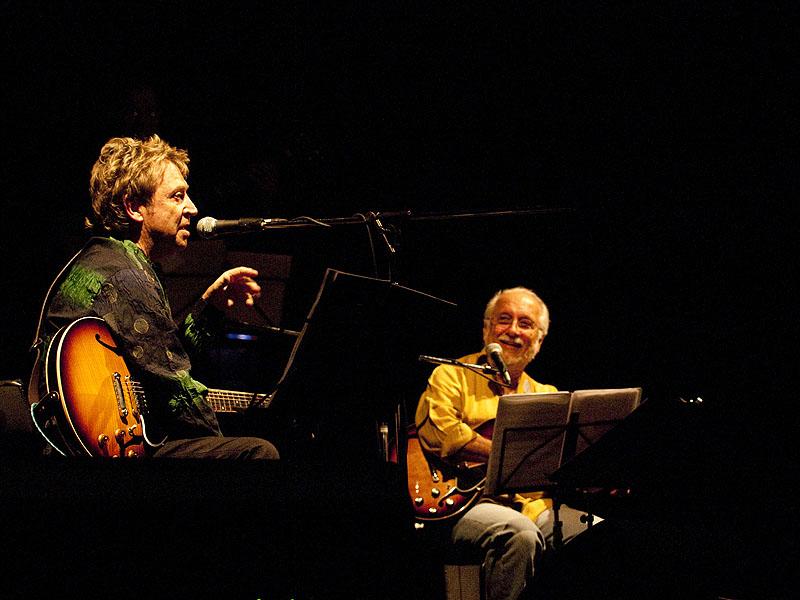 Andy Summers, Roberto Menescal