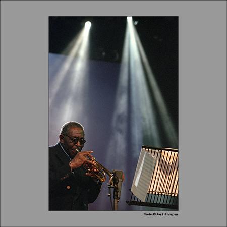 Benny Bailey, North Sea Jazz, the Hague, Holland, July 1998
