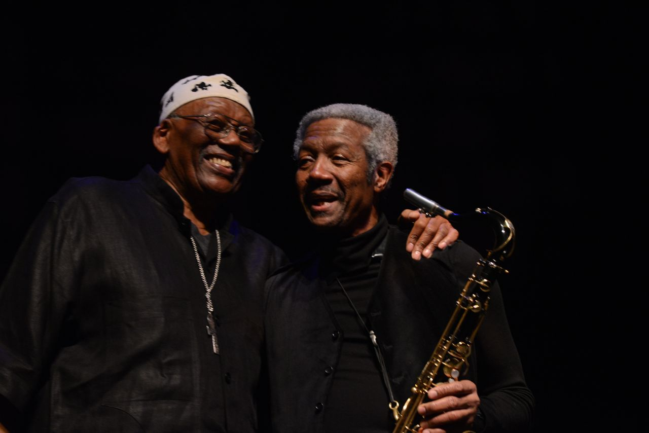 Randy weston & billy harper
