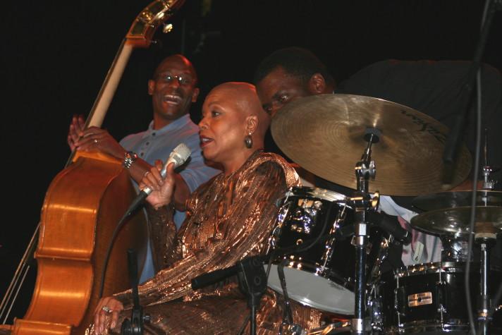Dee Dee Bridgewater @ Indy Jazzfest 2010