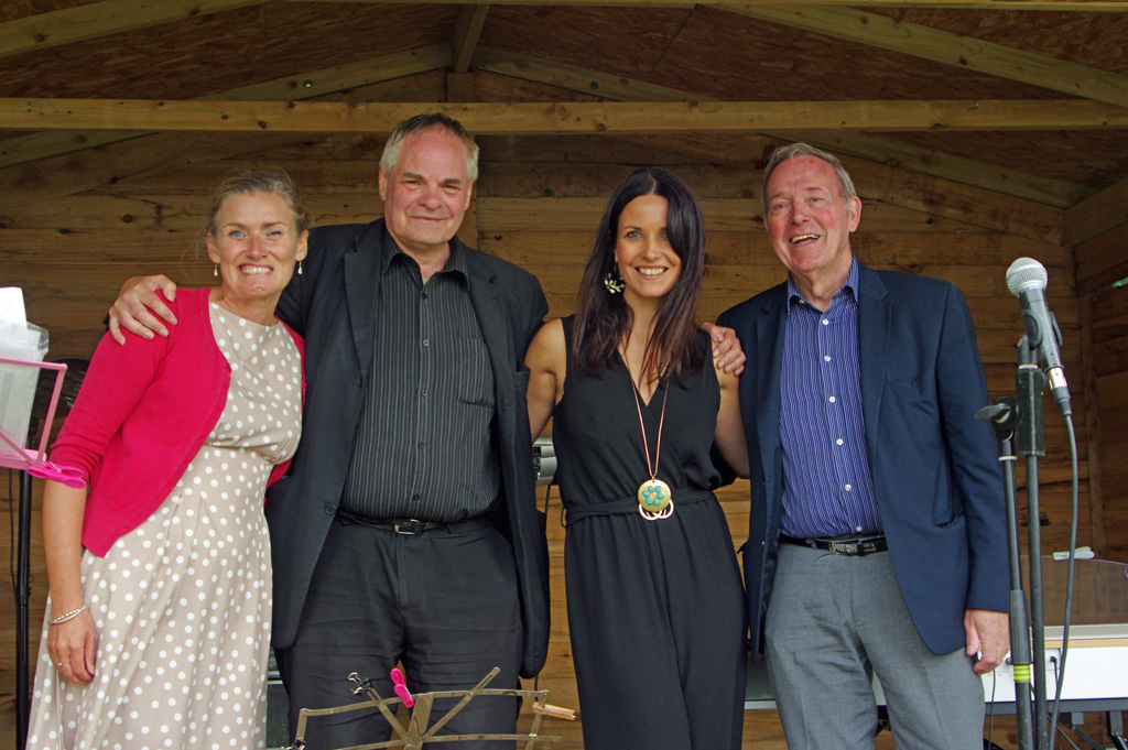 Jo Harrop Quartet