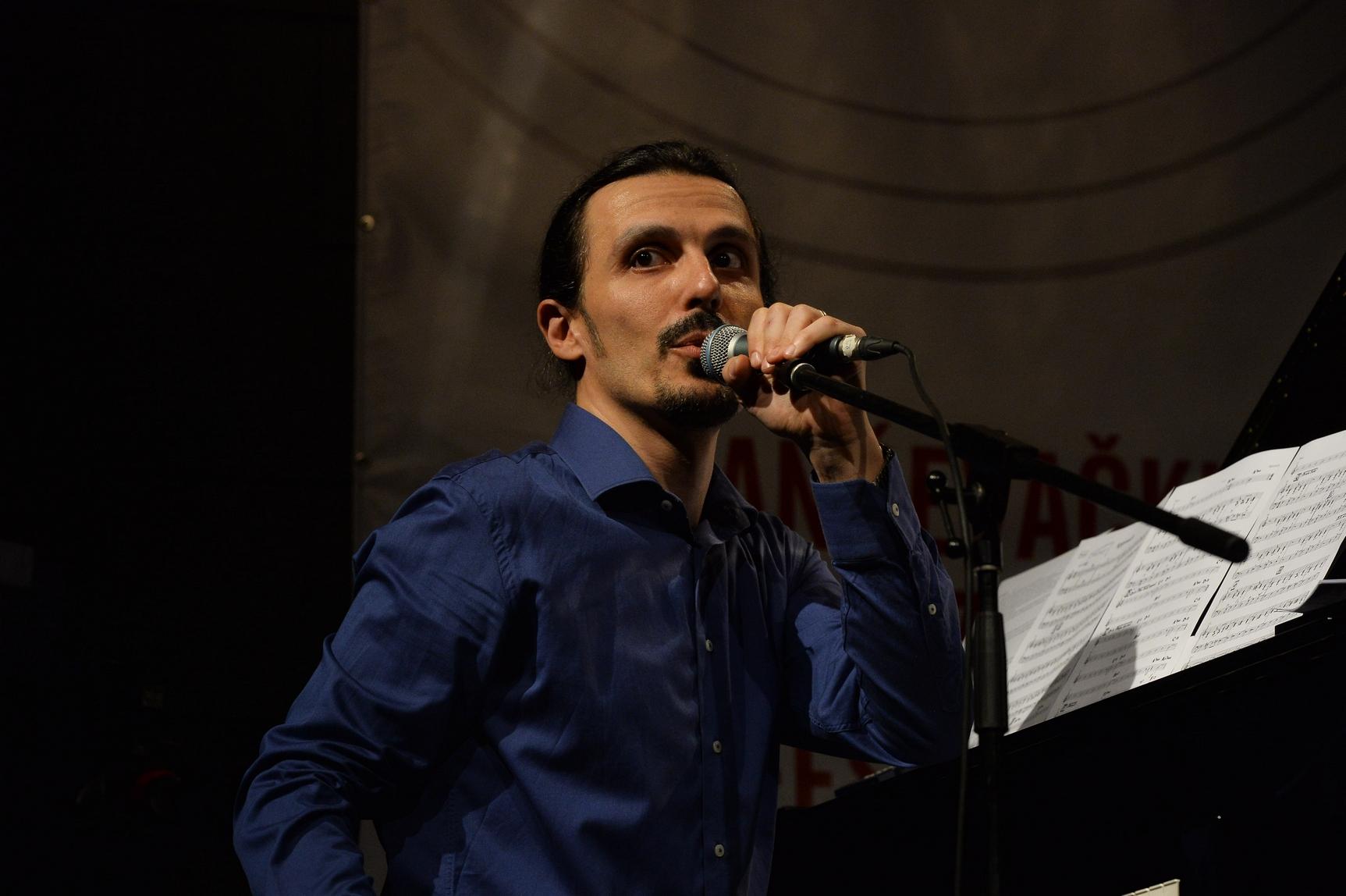 Vladimir Nikolov with Vladimir Nikolov/Srdjan Ivanovic  Undectet :Aristry In Broken Rhythm