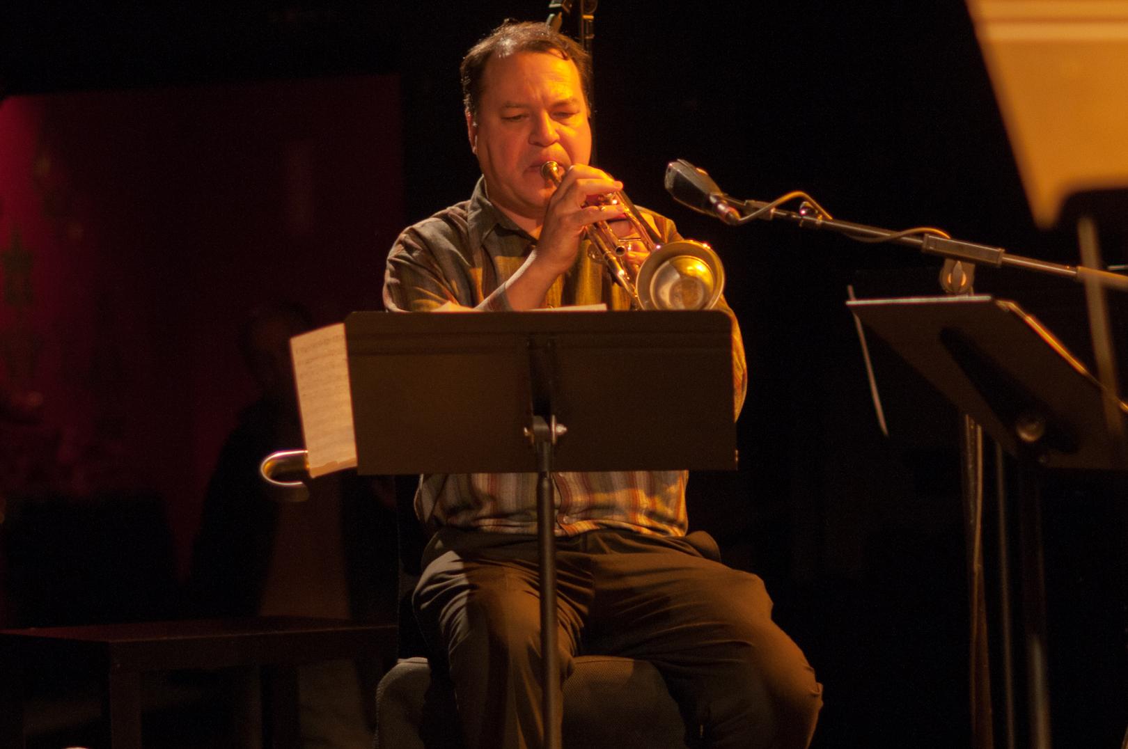 Ron Horton with Will Holshouser Trio