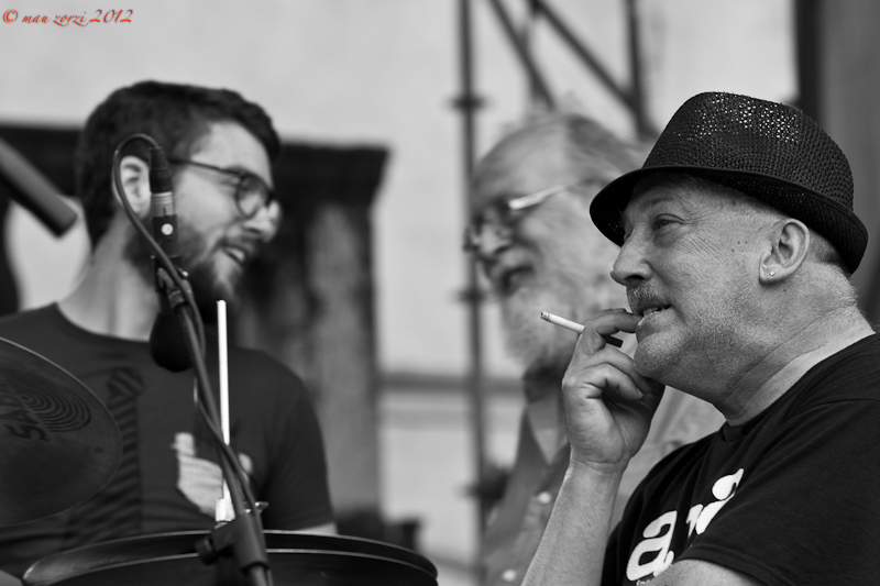 Enzo Favata & la Banda Garibaldina Di Monte Surdu