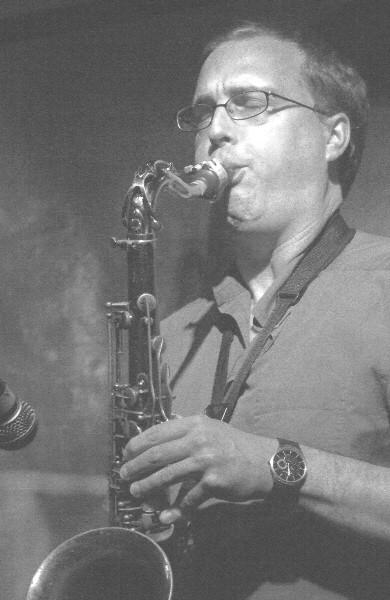 Geof Bradfield at Joe Segal's Jazz Showcase Following Chicago Jazz Festival, 9/3/11