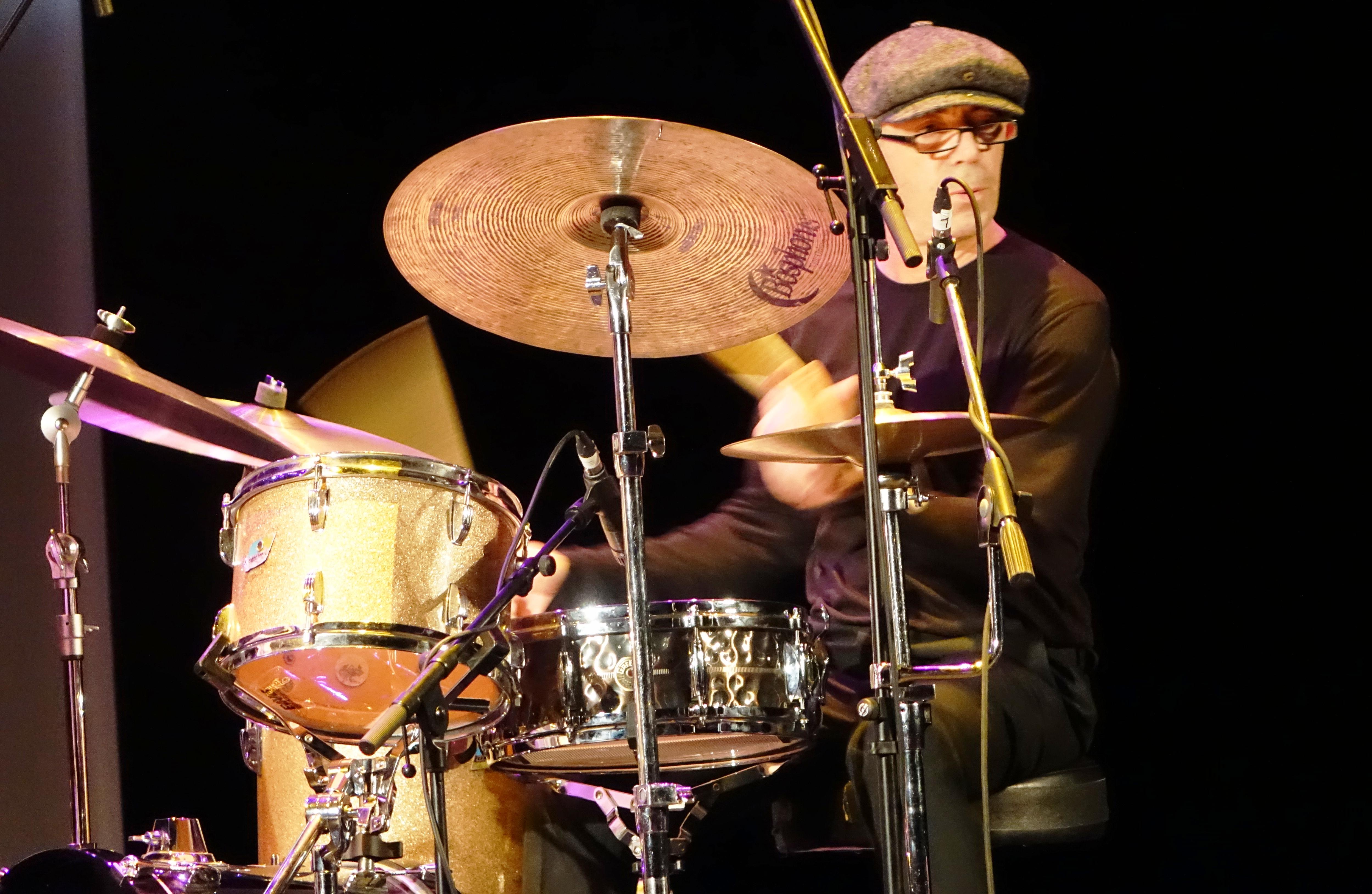 Gene Calderazzo at the Vilnius Mama Jazz Festival in November 2017