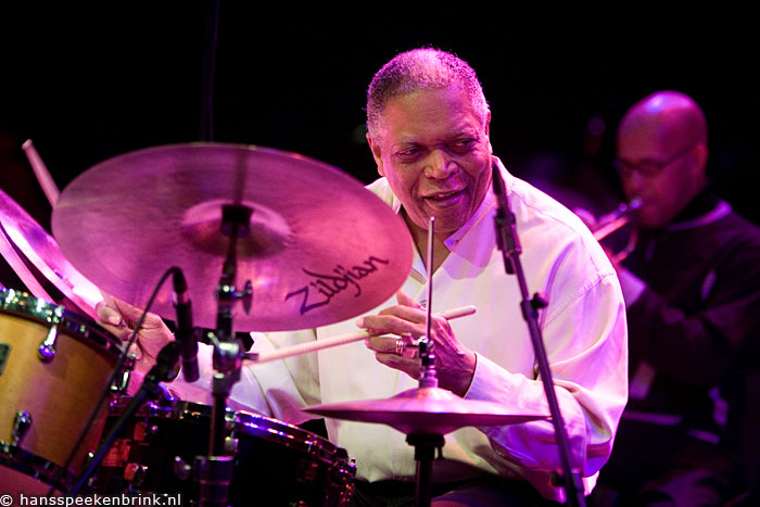 Billy Hart &Amp; the Leaders, Bimhuis Amsterdam the Netherlands 2007