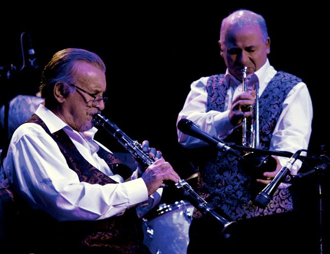 Acker Bilk and Enrico Tomasso