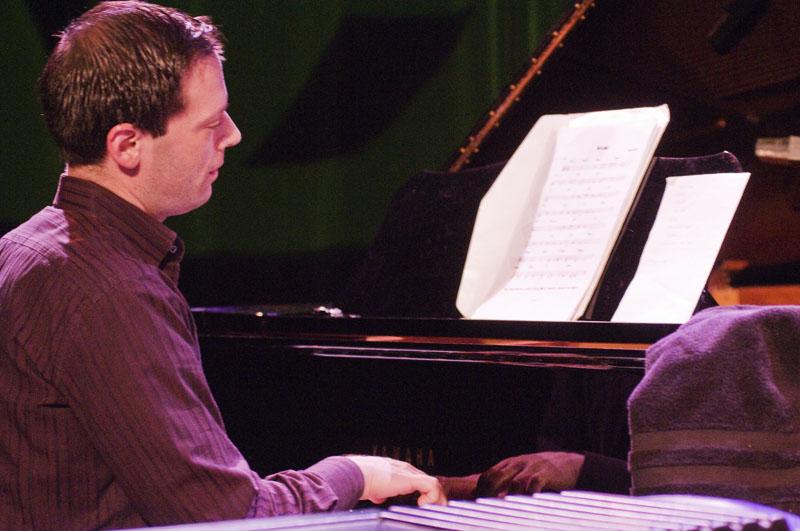 Adam Birnbaum, td Ottawa Jazz Festival