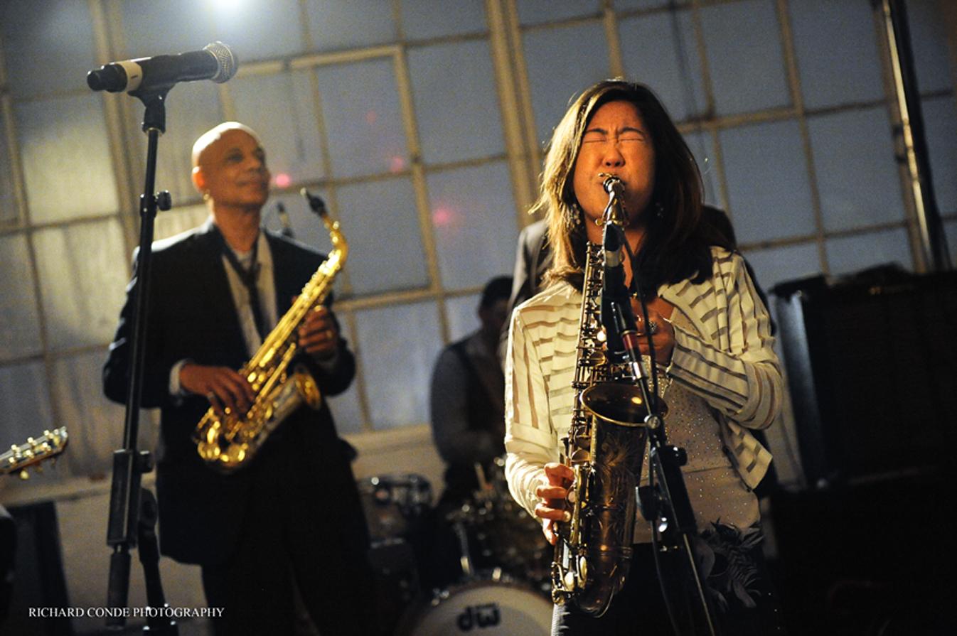 TK Blue / Grace Kelly / Jazz Foundation Loft Party 2011