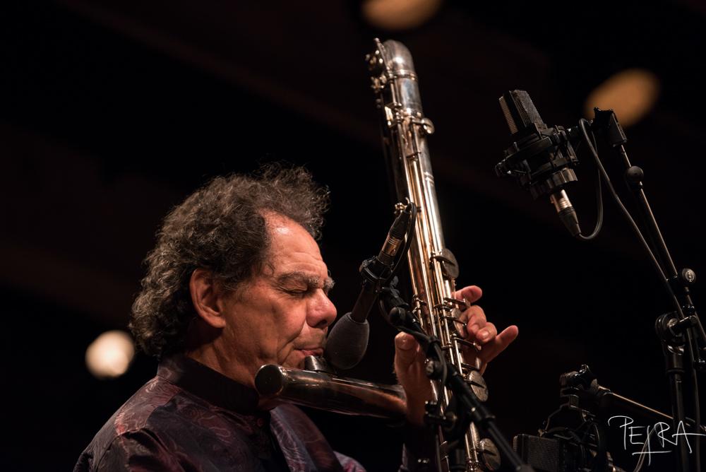 Robert Dick, Jazz Em Agosto 2018 / Gulbenkian Música