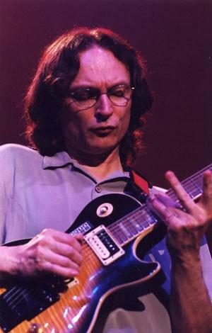 Slide Guitar Master Sonny Landreth at the Sangear Theater.