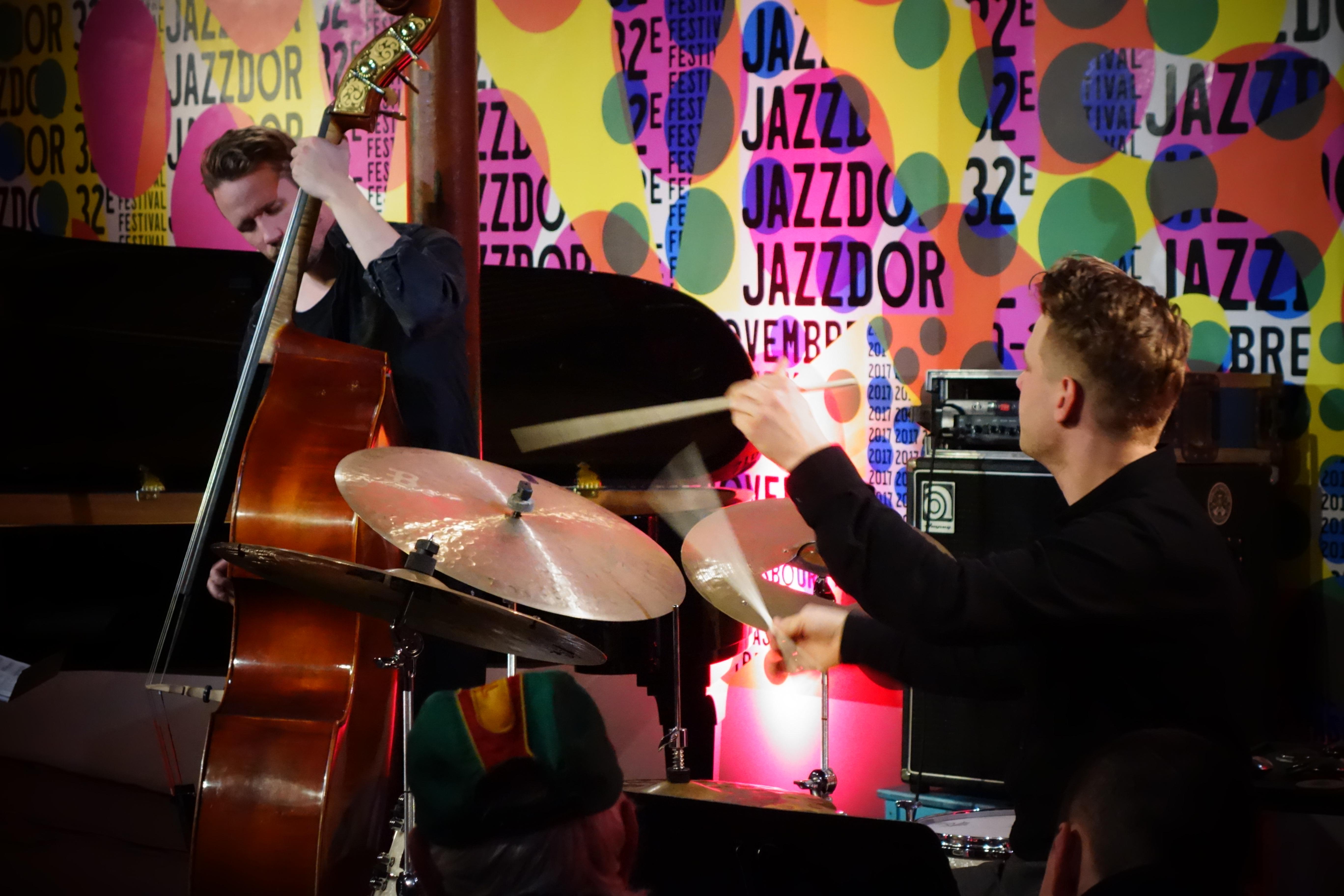 Petter Eldh, Christian Lillinger - Jazzdor Strasbourg 2017