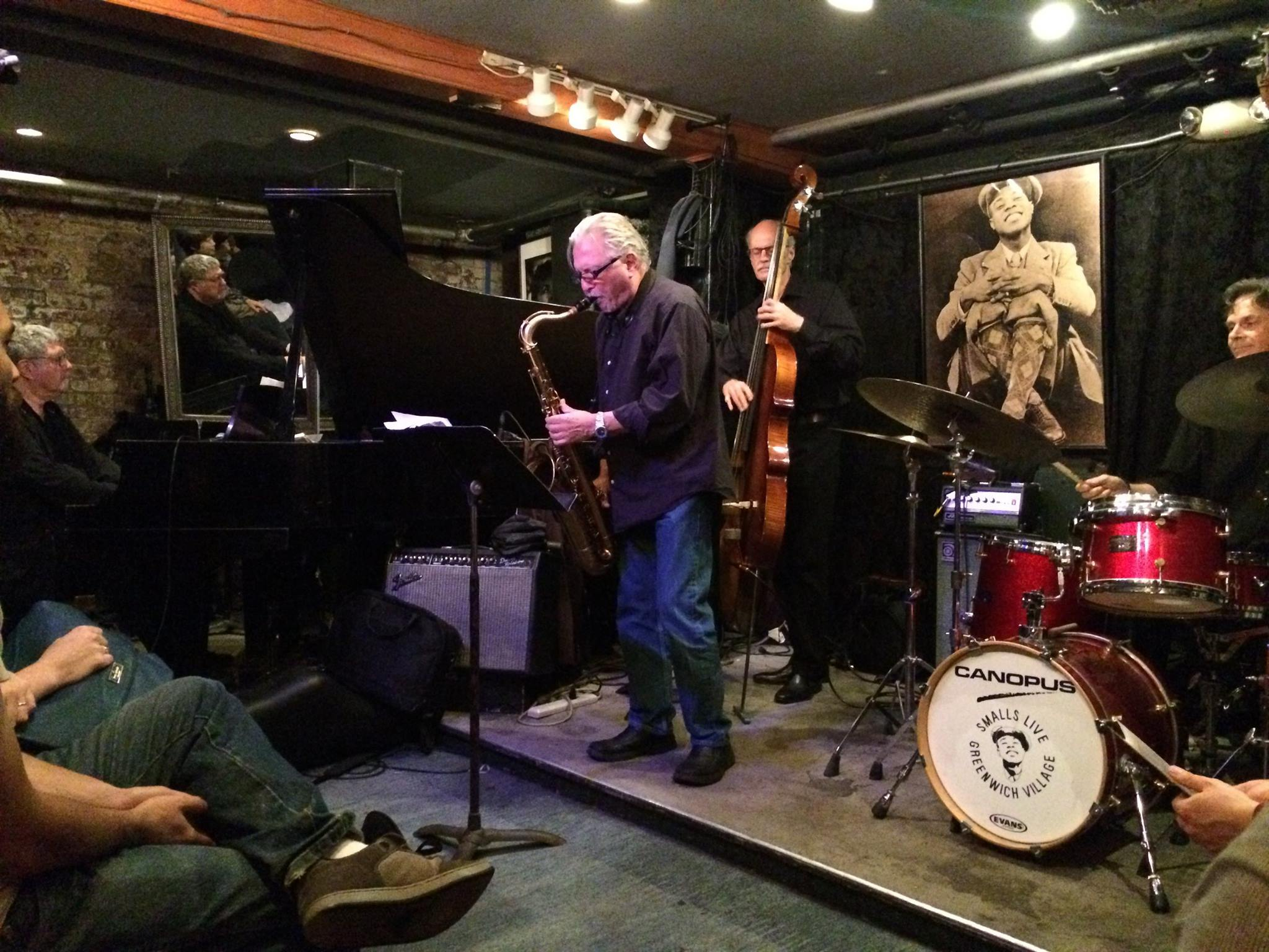 Hal Galper Quartet w/ Jerry Bergonzi